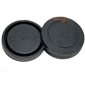 sony nex body rear lens cap