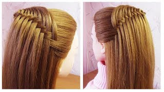Download Tuto Coiffure Simple Rapide Et Belle New Quick