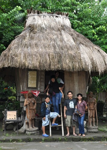 Ifugao hut