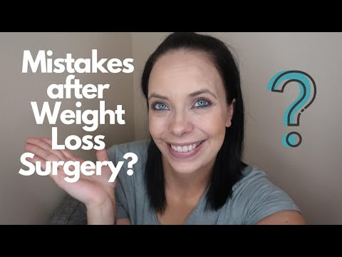Mistakes After Weight loss Surgery | Gastric Sleeve Surgery | VSG Results 2 Years Later
