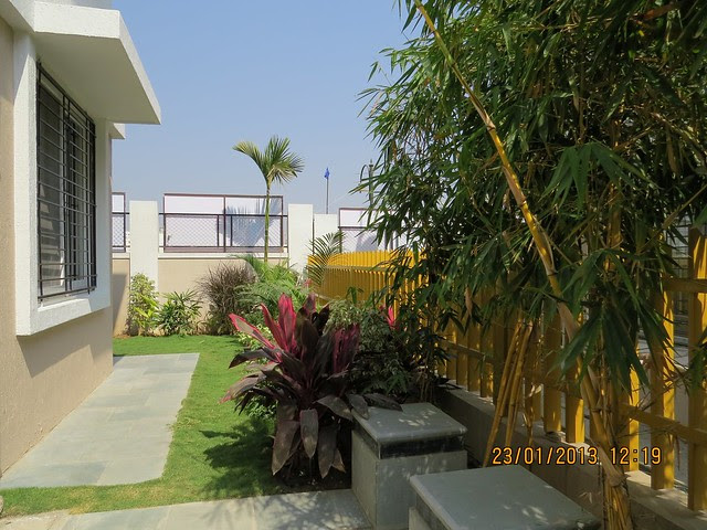 Kitchen Garden - 3 BHK Bungalows at Green City Handewadi Road Hadapsar Pune 411028
