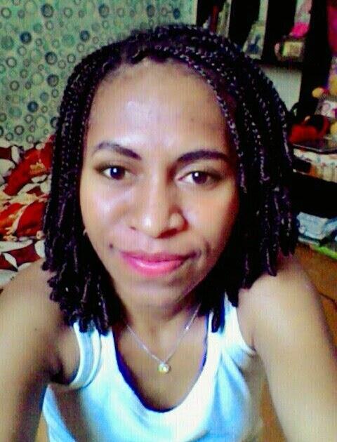38 Rambut Keriting Papua Model Baru