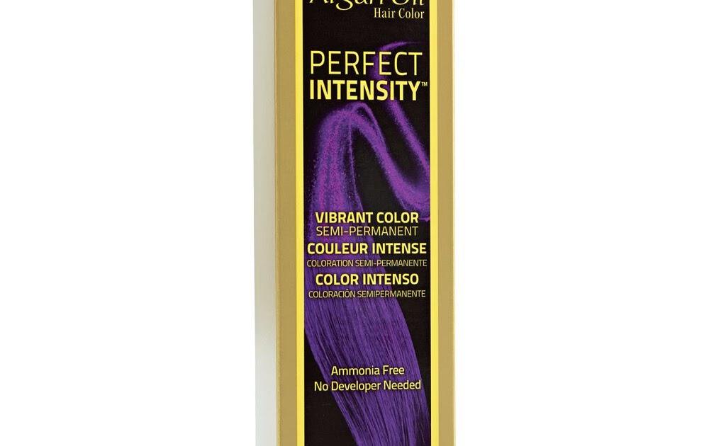 Argan Oil Hair Color Galhairs