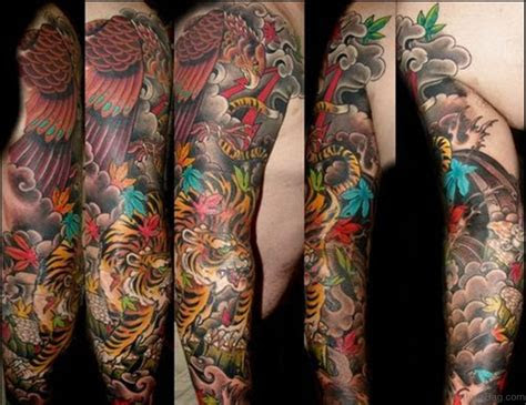 full sleeve tattoos  men