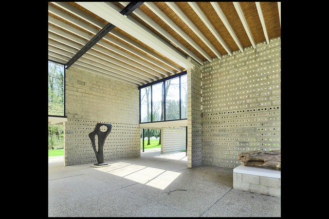 otterlo sonsbeek paviljoen reconstr 03 1954 rietveld gt (kmm otterlo 2013)