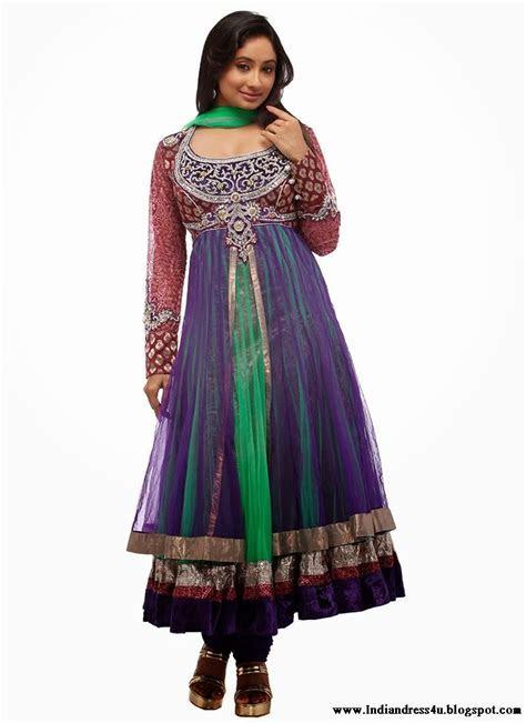 Indian Wedding Anarkali Beautiful Indian Dress 2014