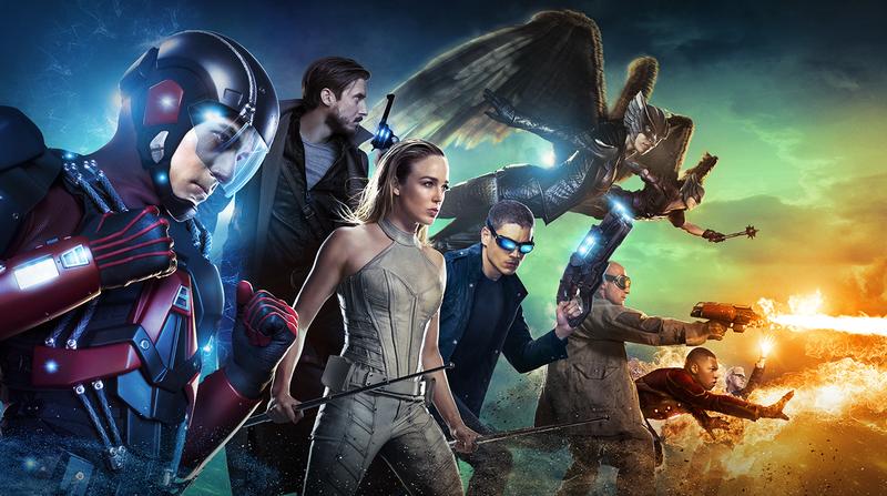 Legends of Tomorrow es la nueva serie de superhéroes que deberías estar viendo