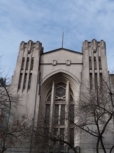 Templo Metodista, Buenos Aires