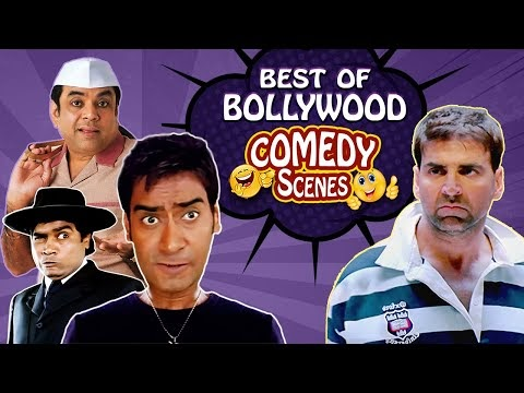 Best of Bollywood Comedy Scenes – Dhamaal | Bhagam Bhag | Golmaal | Hello Brother – #ComedyScenes