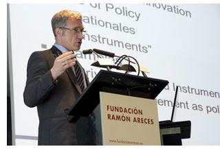 Jakob Edler, director del Manchester Institute