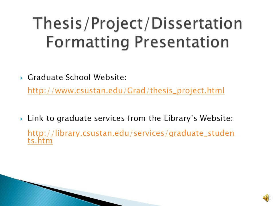 Write acknowledgements section dissertation