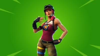 Skin De Chica Zombie Fortnite Fortnite Free Weapon Skin