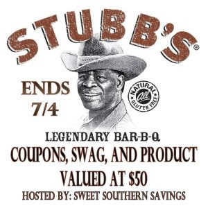 Stubbs BBQ Prize Package Giveaway