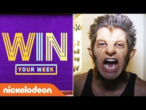 a28946ad EXCLUSIVE Bloopers, Fashion & School Tips w/ Jace Norman, JoJo Siwa & More!  | #WinYourWeek | Nickelodeon