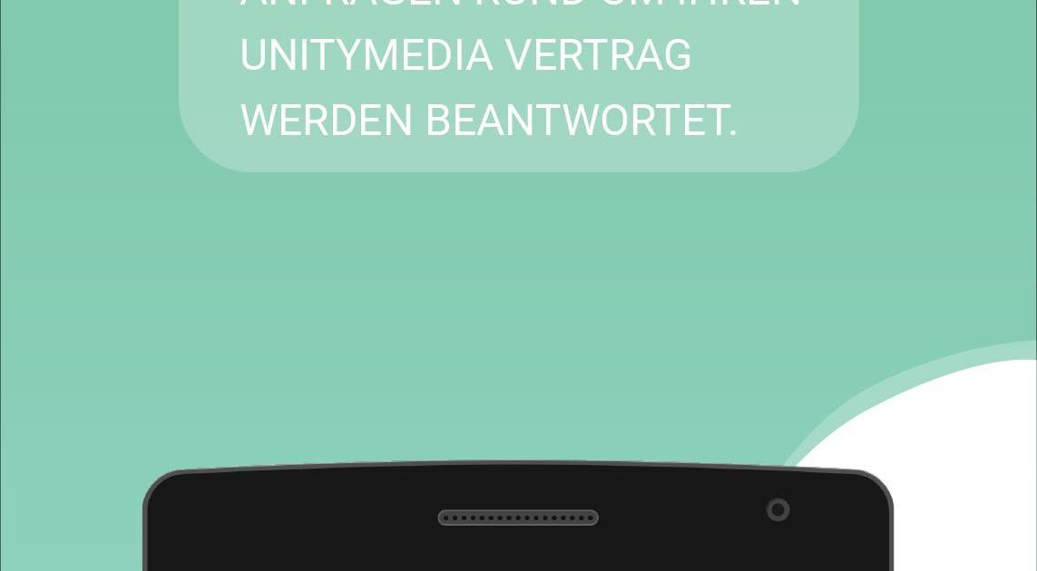 Unitymedia Online Rechnung