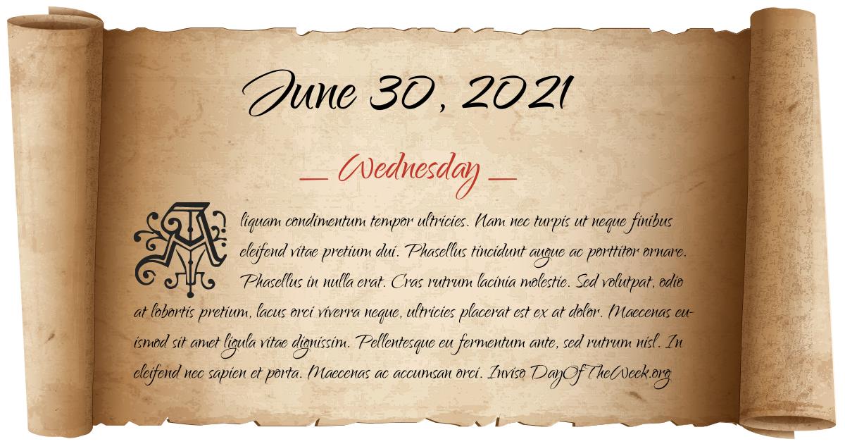Current Affairs Quiz: 30 JUNE 2021