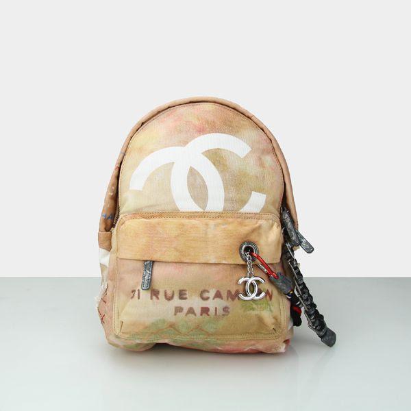 Find Chanel Graffiti Backpacks Replica At Here Replica Handbags Store Discount Replica Designer Handbags