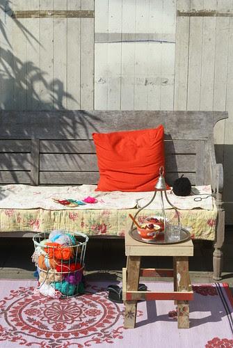 summer mood garden