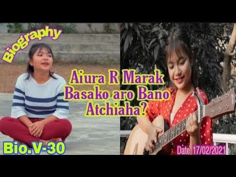 Biography of Aiura R Marak