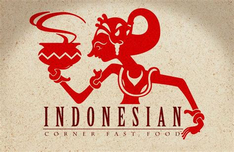 logo design   indonesian restaurant