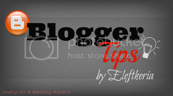 Blogger Tips: Post Divider & Slider Post
