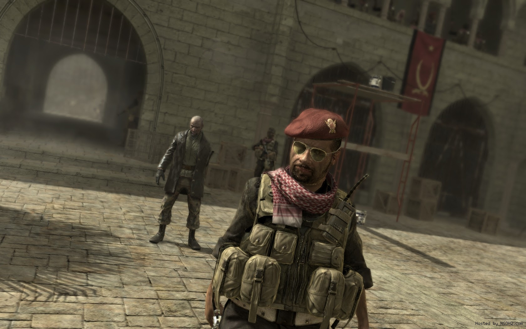 Call Of Duty 4 Modern Warfare Wallpaper 1680x1050 67328