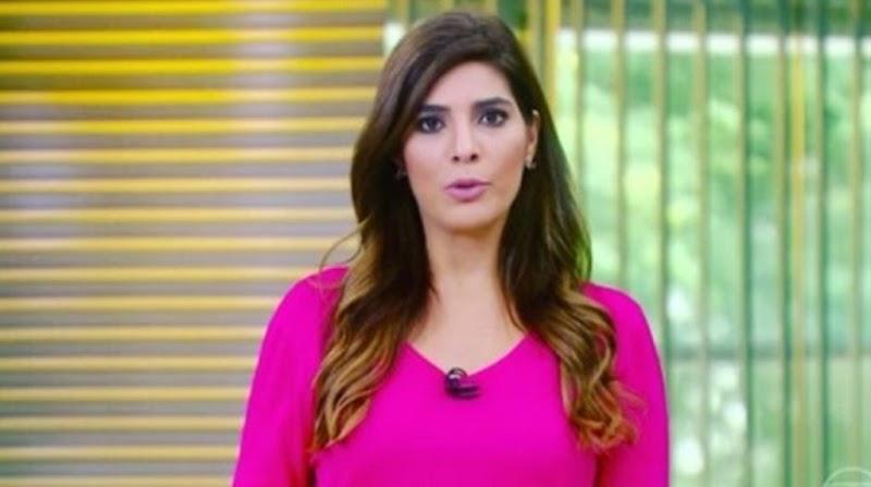 Andreia Sadi recebe proposta da CNN para deixar a TV Globo