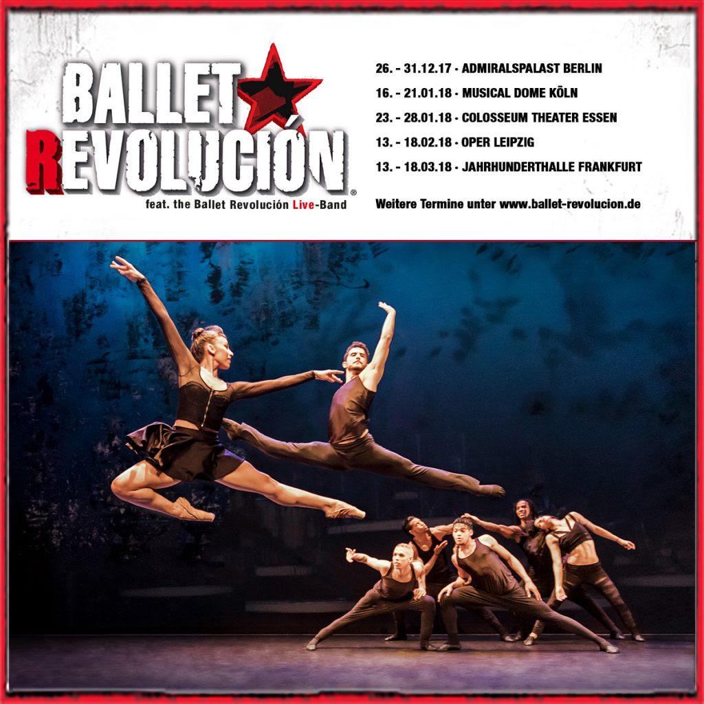 Ballett Revolution 2021