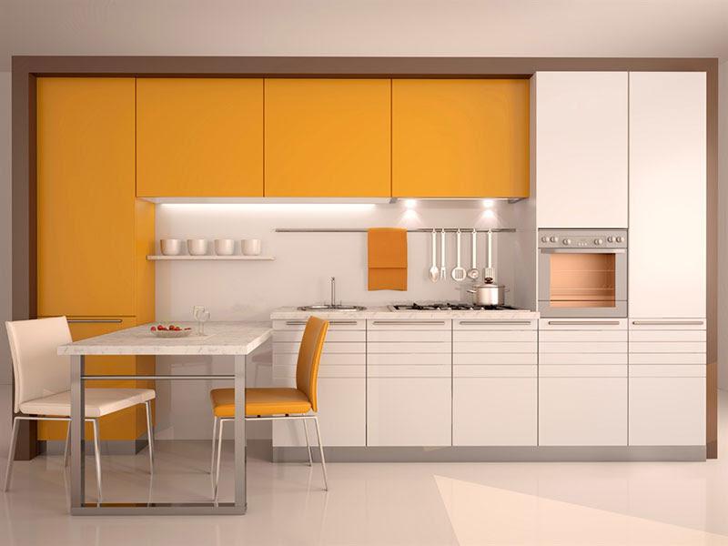 20 Metal Kitchen Cabinets Design Ideas - Buungi.com