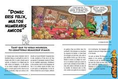 Asterix: tradotte tutte le citazioni in latino!