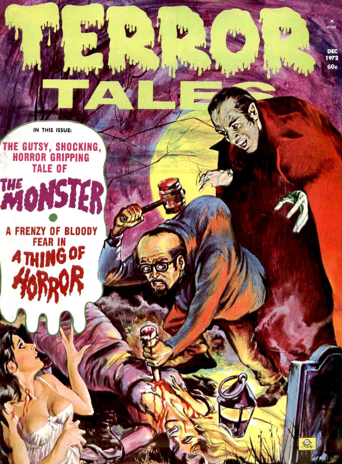 Terror Tales Vol. 04 #7 (Eerie Publications, 1972)