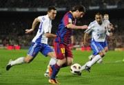FC Barcelona vs Zaragoza Pics