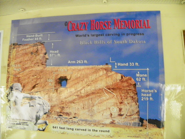 Crazy Horse National Monument