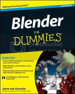 Blender For Dummies, 2nd Edition ePub