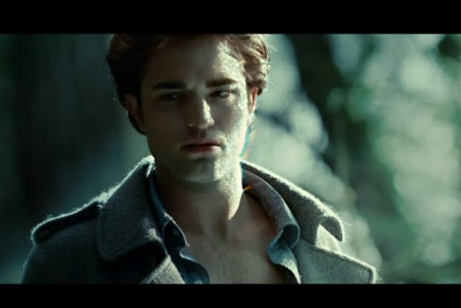 Edward of Twilight by Rob Pattinson