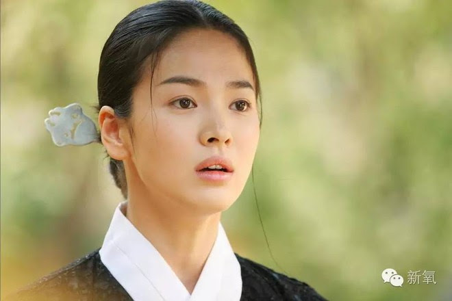 19 năm nhìn lại nhan sắc của Song Hye Kyo: Thì ra đây là lý do tường thành mãi không thể bị đạp đổ - Ảnh 22.
