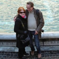 Linda Steve Wride Rome 2012