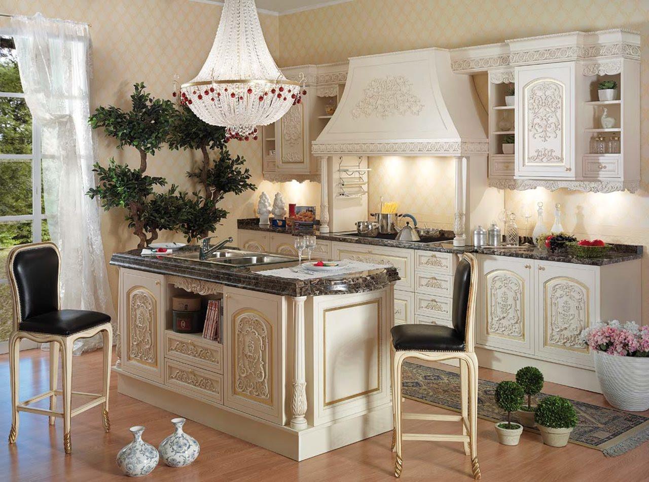 Baroque dining room