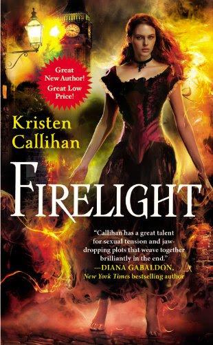 Firelight (Darkest London) by Kristen Callihan