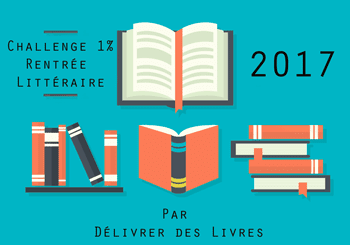 challenge rentrée littéraire 2017