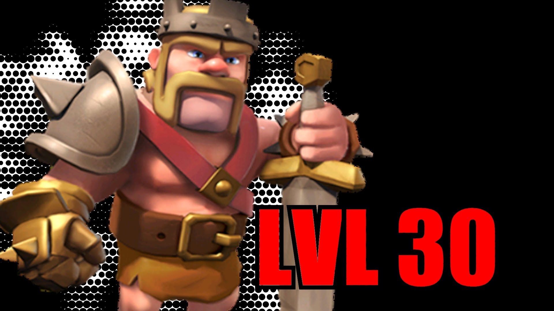 Clash Of Clans Barbarian King Levels Rdata
