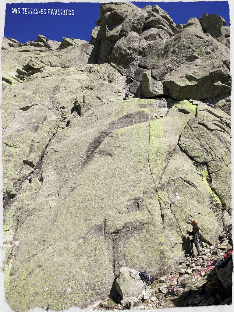 EL CUNILINGUS NO ES UNA LENGUA MUERTA -  100 m ED SUP 6c - EROTIC WALL- TOROZO NORTE