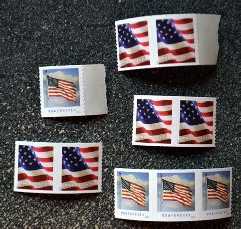 (10) USPS Forever Stamps   Various Designs   Postage For
