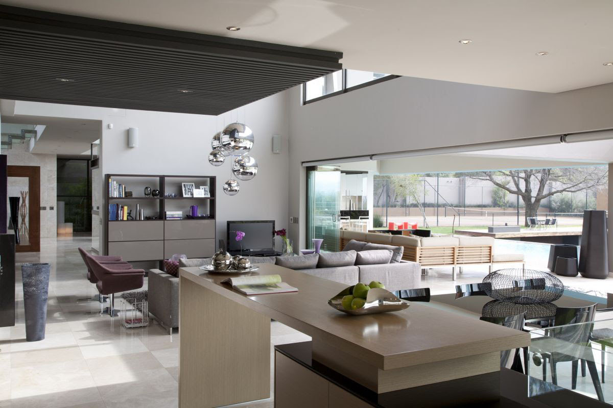 Modern Luxury Home In Johannesburg  iDesignArch  Interior Design, Architecture \u0026 Interior
