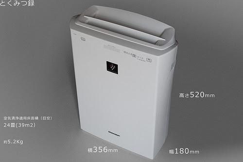 仕様 SHARP プラズマクラスター搭載 空気清浄機 ホワイト系 FU-A51-W