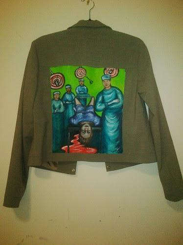 Amy Romano's Jacket: Near Miss Mom