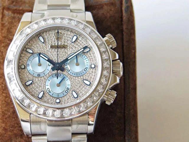BLF Replica Rolex Daytona Diamond