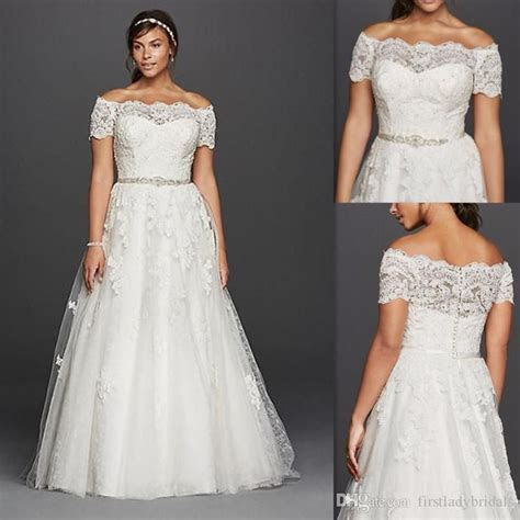 2017 Plus Size Wedding Dresses With Long Sleeves Tulle