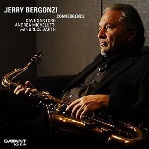 Jerry Bergonzi - Convergence cover