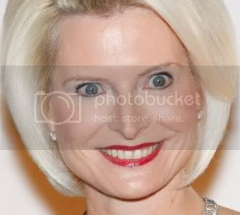 Callista Gingrich after botox? (image hosted by http://www.boutiquegeartalk.com)